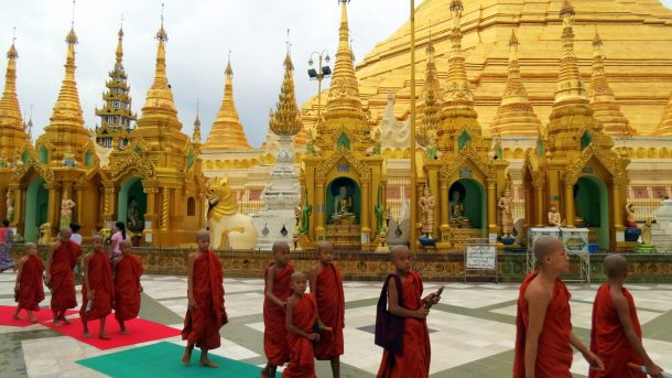 Yangon-myanmar a tu aire