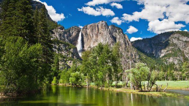 Yosemite-sueños del oeste