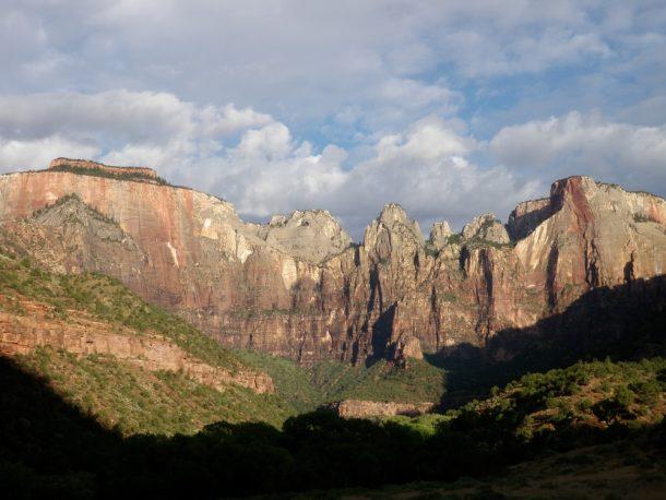 Zion National Park-sueños del oeste