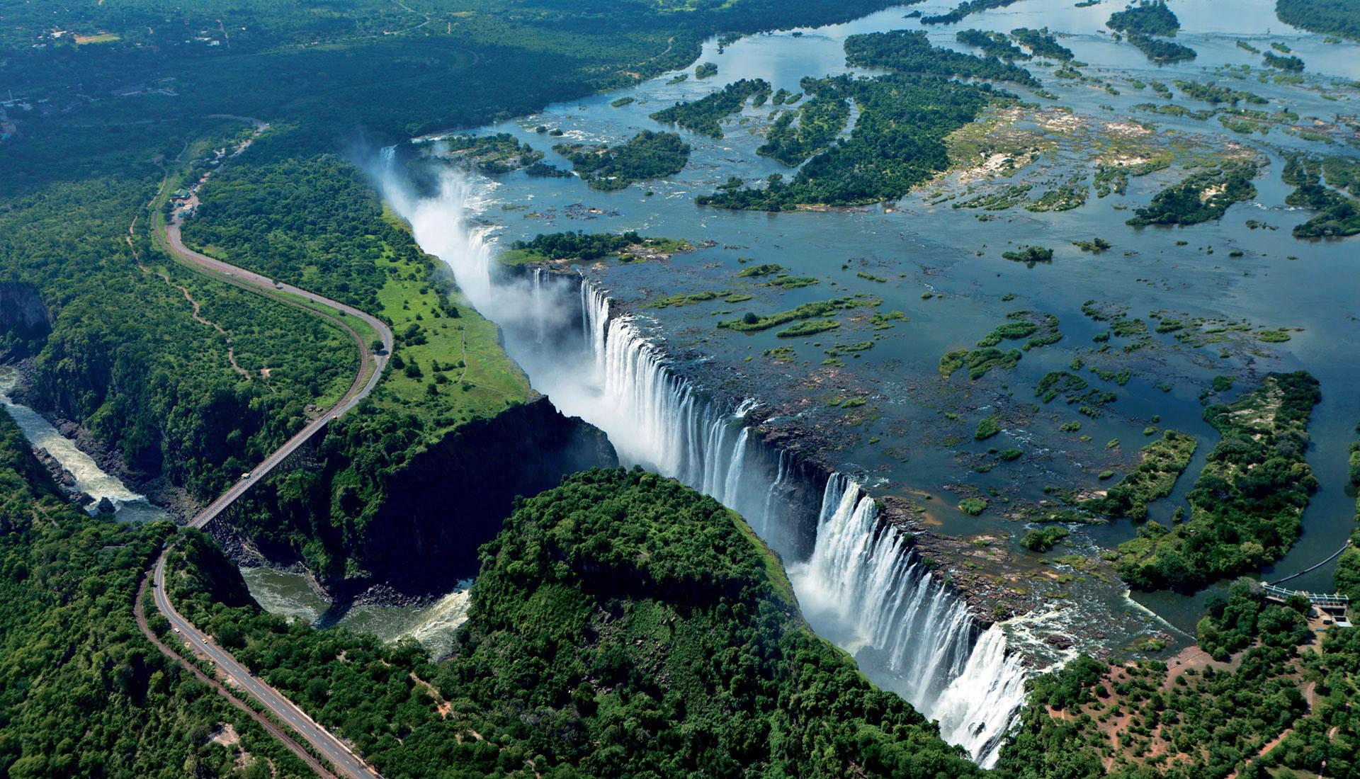 Cataratas Victoria - Viaje al sur de África