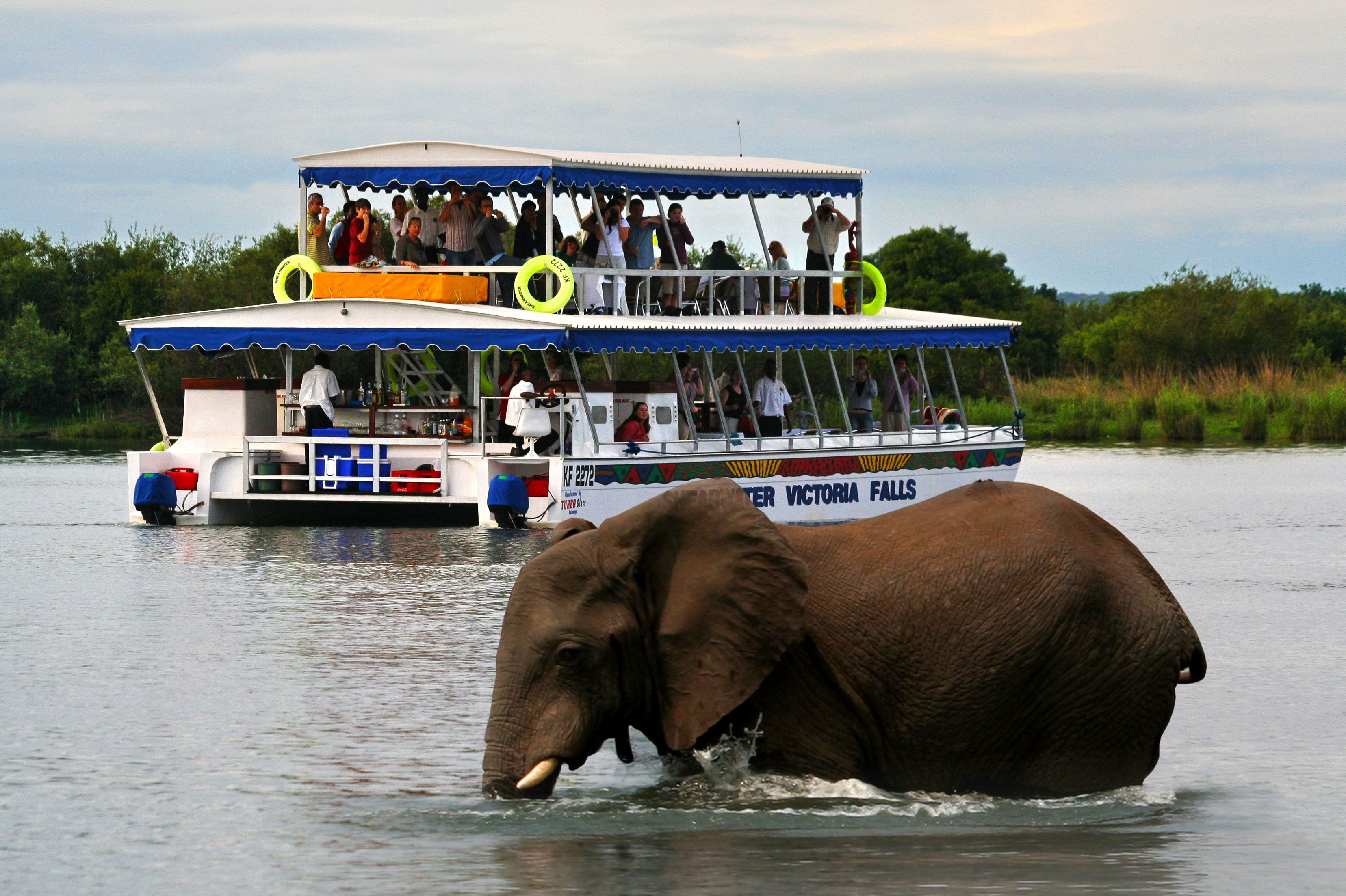 Crucero Zambeze - Viaje al sur de ÁFrica