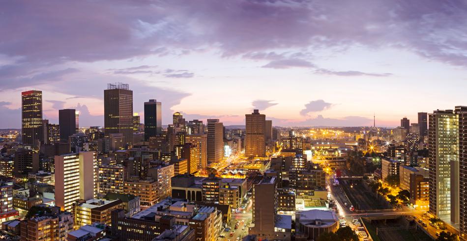 Johannesburgo - Viaje al sur de África