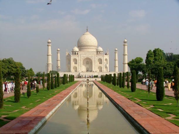 Taj Mahal-India soñada