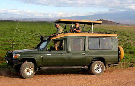 4x4 de safari
