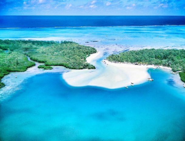 Viaje a Mauricio - Ile aux cerfs