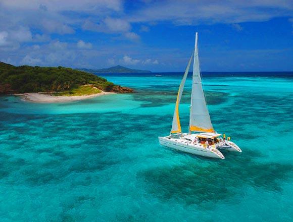 Viaje a Mauricio - Crucero en catamarán