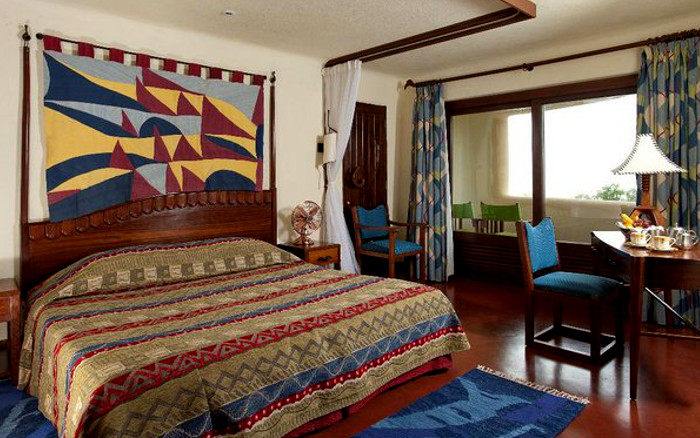 Viaje a Tanzania - Lodge