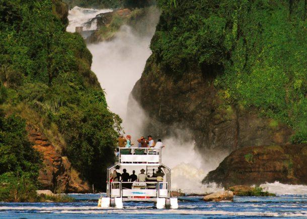 Navegación Nilo - Cataratas Murchinson - Viaje a media a Uganda
