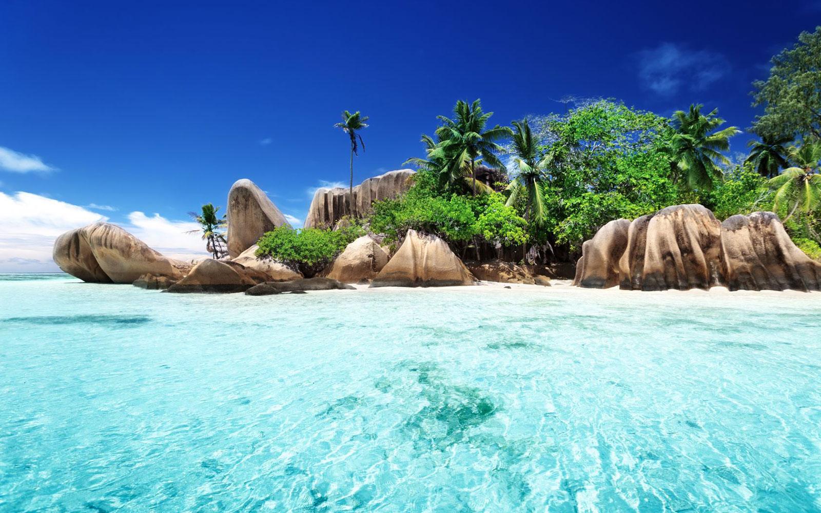 Viaje a Seychelles - Anse source d'argent