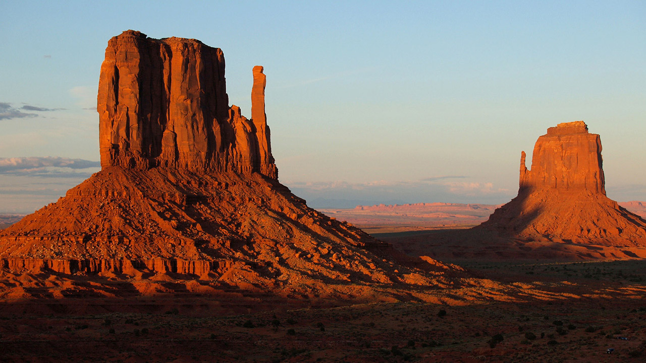 Monument valley, Estados Unidos - Viajes a Estados Unidos