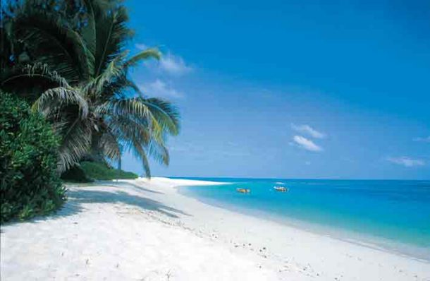 Viaje a Zanzíbar - Playa